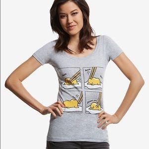 Sanrio Tops - Gudetama T-shirt! So cute!