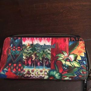 Desigual Handbags - Desigual wallet