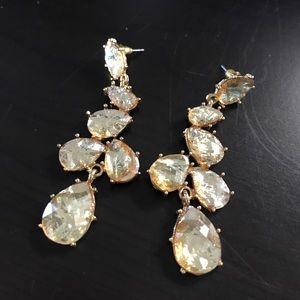 Amrita Singh Jewelry - Amrita Singh Golden Statement Earrings