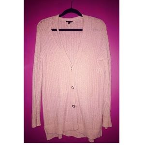 Express Sweaters - EXPRESS ROSE CARDIGAN