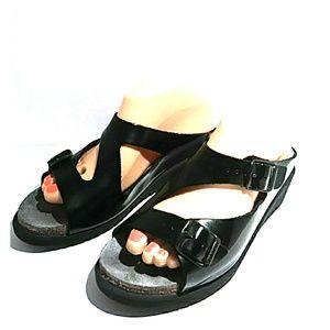 Mephisto Shoes - Mephisto black sandals
