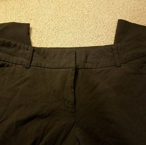 FLASH Sale NYCO Black 7th Ave Trousers