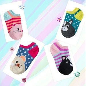 Cozy Sweet Animal Socks