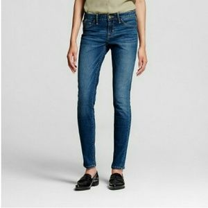 Mossimo Supply Co. Denim - Mossimo Mid-Rise Jean Jeggings