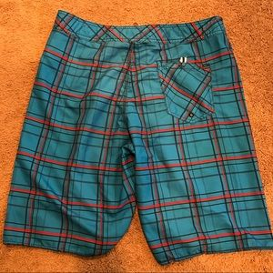 Quicksilver board shorts all way stretch size 34