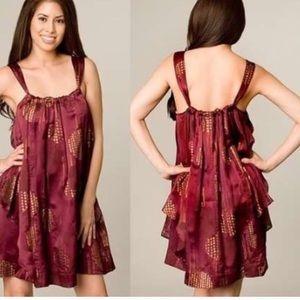 LaRok Dresses & Skirts - Host Pick 🎈🎉👍LaRok Silk Julia Trapeze dress