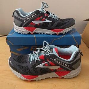 Brooks Shoes - Brooks women's Cascadia 11 running shoe
