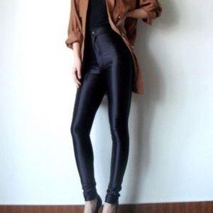 American Apparel Pants - American Apparel Disco Pants Black S BRAND NEW