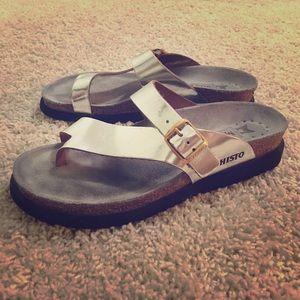 "Mephisto Shoes - Mephisto ""Helen"" Sandals"