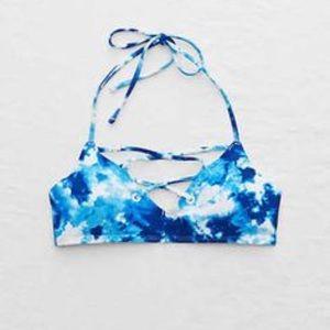 triangl swimwear Other - Trendy tie dye swimsuit