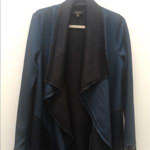 Alala Jackets & Blazers - Alala Blanket Jacket Poseidon Blue Sz Medium