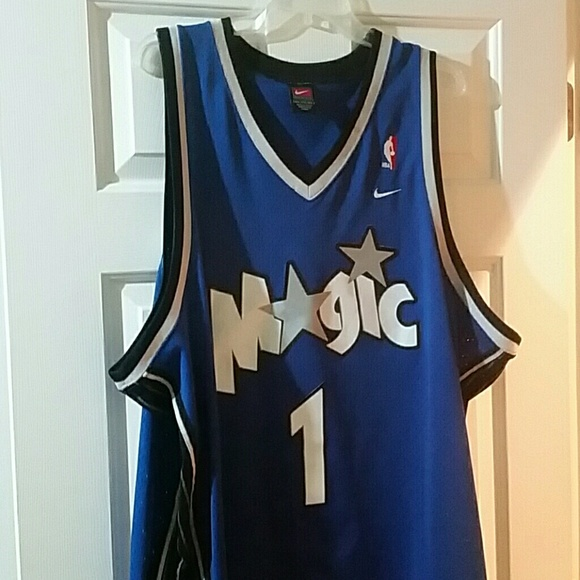 cb8f9bfe6ea Tracy McGrady Nike size 3XL Orlando Magic jersey. M 5922603db4188eb63602f11b