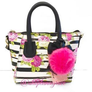 Betsey Johnson Handbags - 🆕 Betsey Roses Small Bag🌹