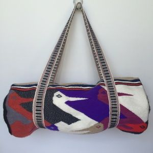 Guatemalan Overnight Bag NWOT