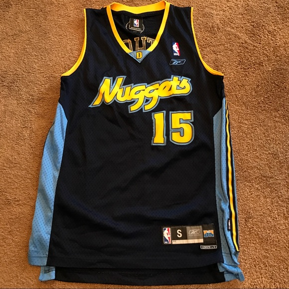 Adidas Other - Carmelo Anthony Denver Nuggets SEWN jersey small 1bbee19bc