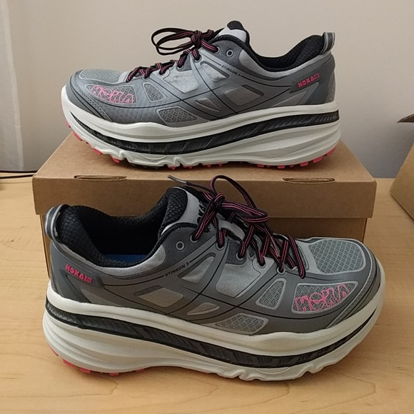 Hoka One Stinson  Running Shoe Women