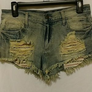 Cello Jeans Pants - Super fabulous shorts!