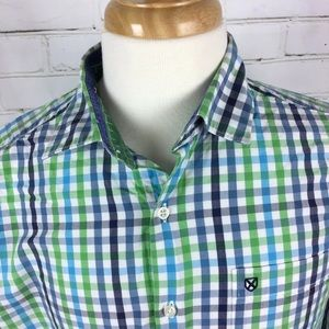 Barbour Other - Barbour Tailored Fit Button Down Check Medium
