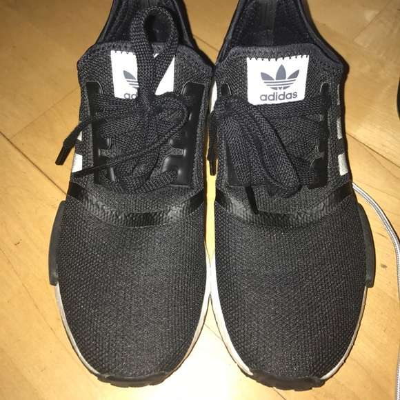 adidas Shoes - Youth size 4.5 (women s 6) Adidas NMD BLACK 297346d58