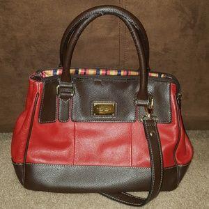 Tignanello Handbags - Tignanello Leather Shoulder Bag