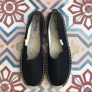 Soludos Shoes - SOLUDOS ESPADRILLES FLATS LOAFERS SIZE 8