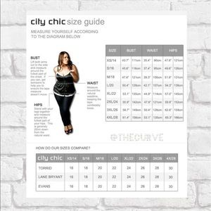 e34e620437380b City Chic Tops - NEW 22 plus size romantic ivory cold shoulder top