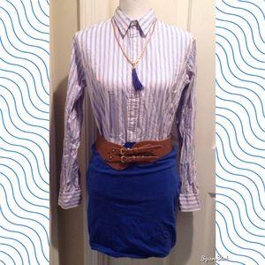 Belle Du Jour Dresses & Skirts - Blue Skirt
