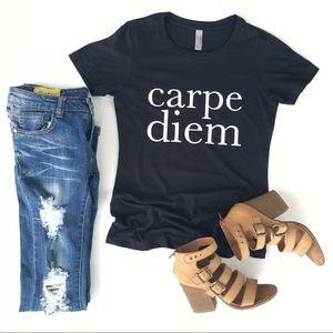 Tops - Carpe Diem T-Shirt
