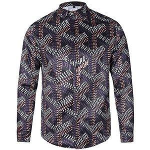 Goyard Other - Custom Goyard Print Button Down Shirt M MEDIUM