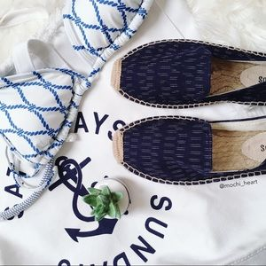 Soludos Shoes - Soludos 'Smoking' espadrille platform slipper