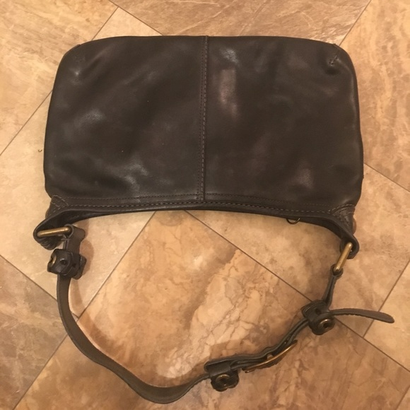 how to clean leather on coach purse