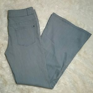 Anthropologie Denim - Anthro Pilcro & Letterpress Wide Leg Trouser Sz 31