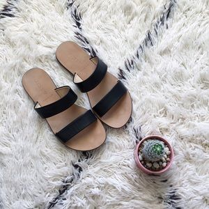 J. Crew Shoes - jcrew malta leather strap sandals