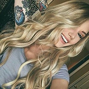 Ombre Blonde Beauty LaceFront Wig  24-28 inches!!