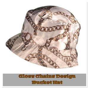 Gloss Chain Design Bucket Het