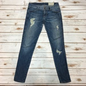 Siwy Denim - Siwy Slightly Distressed Sz.26