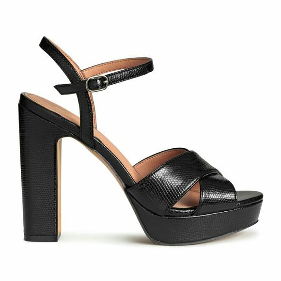 H\u0026M Shoes | 9s Retro Short Platform