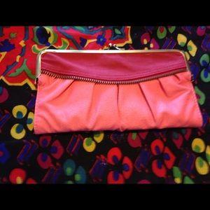 Lulu Handbags - Pink LuLu wallet/clutch