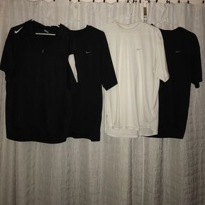 Nike Other - 4 men's Nike Tops