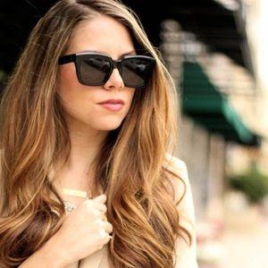 c0e255312d4d Celine Accessories - Celine 41023 s traveller sunglasses c  dark Havana