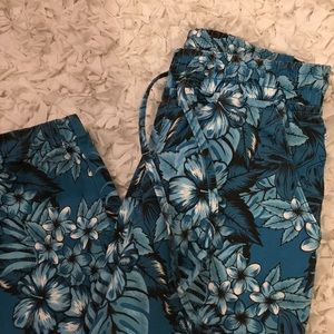 American Bazi Pants - American BAZI // Floral Pants