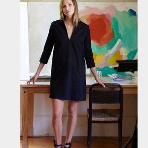 Emerson Fry Dresses & Skirts - Emerson Fry mod 3/4 sleeve shift dress w/ pockets