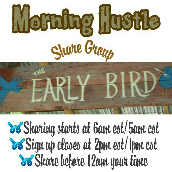 92 Off Share Group Accessories Closed Morning Sign Up