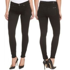 """7 For All Mankind Pants - 7FOR ALL MANKIND """"Genevere super skinny"""" leggings!"""