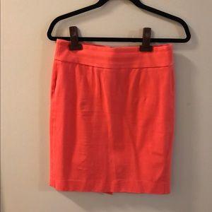 Size 2. Banana Republic. Pencil skirt.