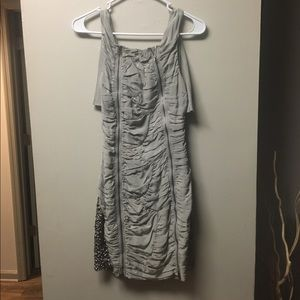 2B.Rych Dresses & Skirts - New with Tags Backless Grey Dress