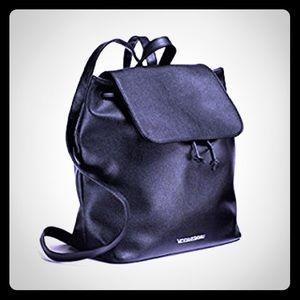Victoria's Secret Handbags - Victoria Secret Vegan Leather Backpack!