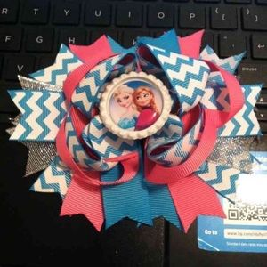 Other - $3 frozen hair bow