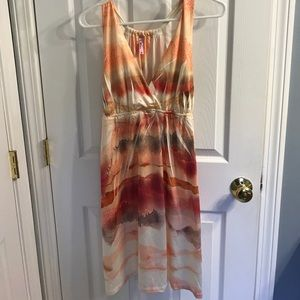 Silky dress perfect for honeymoon!