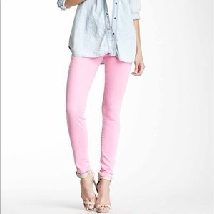 Rich & Skinny Denim - Rich and Skinny pink jeans